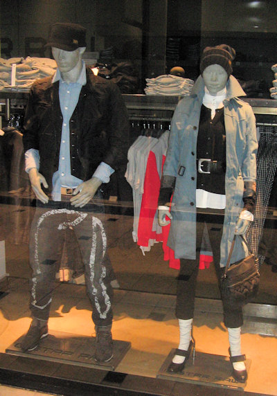 eco friendly mannequins